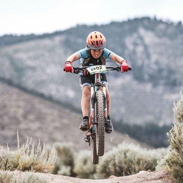 "Fill in the blank: ""I ride bikes because ________.""  #epicrides #agooddayonthebike #singletrack #mountainbike #mtblife #carsoncity #travelnevada #capitalcity #wearamask😷"