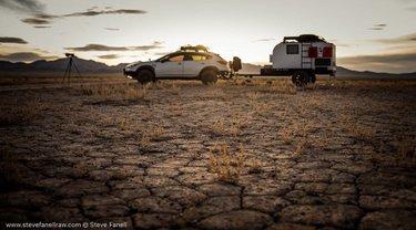 Wild & Free  Calling it a night #sleep. #camping. #Sunset. #Subaru. #crosstrek #overland. #Nevada  #explore. subaru_usa  onxoffroad travelnevada  yeti