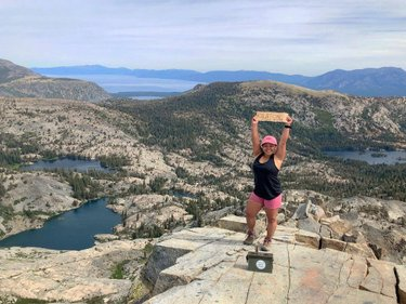 Even if you aren't a #PeakBagger Mt. Ralston is worth the effort! How many of you have climbed this peak🏔? Regram 📸 @honeyoats_adventure . . . #tahoesouth #lakeTahoe #visitTahoe #southTahoe #Tahoe #southLakeTahoe #bestOfTahoe #hiking #mountains #mountainLife #landscape #OutdoorAdventures #weekendVibes