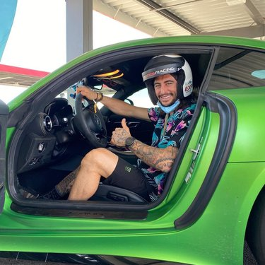 CONGRATS Dylan 💥 He defended his crown as 250 Supercross Champion last weekend🏆  Right after he stopped by at Exotics Racing to show his talent on our racetrack 💥 He drove the Mercedes Benz AMG GTR with a lap time of 52.6 🏁 ———————————— #supercross #dylanferrandis #amggtr #exoticsracing