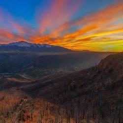 Amazing Views Of Pikes Peak  F F  C F F F Bb You Are An Artist Of The