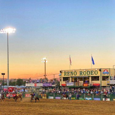 Nothing compares to memories made here. #RenoRodeo