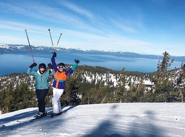 Looks like we have good reason to celebrate #miraclemarch at @heavenlyvillagetahoe this weekend - the snow is FINALLY coming!! ❄️🤩 #heavenlyvillage heavenlyvillagetahoe #laketahoe #tahoesouth #skiheavenly  Follow @heavenlyvillagetahoe for more local Tahoe lifestyle. ................................ Tag @heavenlyvillagetahoe and get featured!! ............................... Credit Photographer 📷 @hannahbtravelin ............................... ............................... ............................... #LakeTahoe #SouthLakeTahoe #Tahoe #Tahome #EmeraldBay #TahoeLife #Truckee #CarsonCity #Reno #RenoNevada #SierraNevada #Nevada #TravelNevada #California #VisitCalifornia #CaliforniaAdventure #CaliforniaDreaming #California_igers #NationalParks #NationalPark  #norcal #heavenlyvillage #heavenlymountain