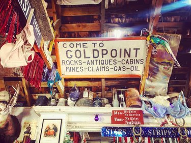 Come to Gold Point !!!! when you do make sure to stop in at the saloon fun places to grab a cold beer and some peanuts .   #saloon #goldpoint #goldpointnevada #nevada #nevadatravel #nevadadesert #desert #ghosttown #ghosttownbar #travel #traveler #wander