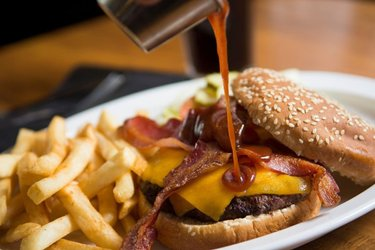 Join us for Burger Night at Katie's Country Kitchen every Wednesday starting at 2pm. Choose from six tasty Burgers priced at $7.99 each. Your choices include our Western Burger, Volcano Burger, Hangover Burger, Ortega Burger, Fish Burger and Cheeseburger.