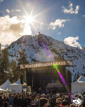 We're two months away from winterwondergrass return to Squaw Valley for the 2020 festivities! 🎻  Have you purchased your tickets yet? Photo by winterwondergrass