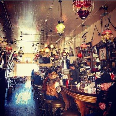 Inside the famous Bucket of Blood Saloon. [📸 ja5marc] ⠀⠀⠀⠀⠀⠀⠀⠀⠀ ⠀⠀⠀⠀⠀⠀⠀⠀⠀ ⠀⠀⠀⠀⠀⠀⠀⠀⠀ ⠀⠀⠀⠀⠀⠀⠀⠀⠀ ⠀⠀⠀⠀⠀⠀⠀⠀⠀ ⠀⠀⠀⠀⠀⠀⠀⠀⠀ ⠀⠀⠀⠀⠀⠀⠀⠀⠀ ⠀⠀⠀⠀⠀⠀⠀⠀⠀ ⠀⠀⠀⠀⠀⠀⠀⠀⠀ ⠀⠀⠀⠀⠀⠀⠀⠀⠀ #virginiacity #onlyinvc #visitvirginiacity #virginiacitynv #stepbackintime #travelnevada #comstock #history #nevada #renotahoe #travel #historictown #renotahoeusa #miningtown #boomtown #oldwest #bucketofbloodsaloon #bucketofblood #saloon #historicsaloon