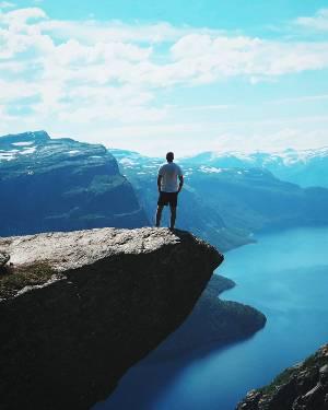 Fjord Norway Visit Bergen lesund Preikestolen Trolltunga