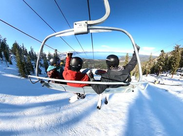 Great opening weekend at Heavenly!