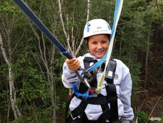 Zip line tours treeosix adventure parks visit cypress we would like to wish a very happy birthday to our very special junior zip line solutioingenieria Images