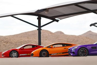 No rest, who's ready to rock?!  #SpeedVegas  #SuperCar  #Ferrari  #Lamborghini  #MercedesBenz  #SundayFunday  #LasVegas  #Vegas