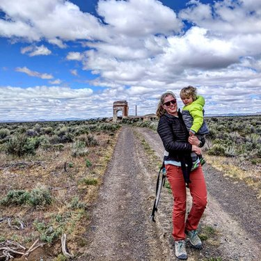 Professional kid carrier. 5 years experience. Pay is $0/hour.  #resumebuilding #babywearing #bigkidwearing #babytulacarriers #optoutside #trailmom #adventuremamas #forceofnature #motherhoodunplugged #childhood #parenting #outdoorfamilies #nevada #dfmi #naturalnevada #wildnevada #runwildmychild #travelnevada #homemeansnevada #nevadabackroads #nature #dirtroadtherapy