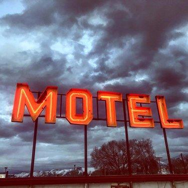 Ely neon. #neon #ely #nevada #travelnevada #motel
