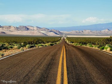 Scenic driving in the heat on Route 374 called Nevada's Gateway To Death Valley * * Captured on Huawei P30 Pro phone * * #deathvalley #deathvalleylove #deathvalleynationalpark #TravelNevada #nevada #scenicdrive #scenicview #nationalparkgeek #nevadadesert #explorenevada #roadtripusa #travelusa #USAPrimeShot #usinterior #findyourpark #capturedonhuawei #teamhuawei #huaweiphotography #p30pro #roadtrippin #californiatrip #westbysouthwest #roadtrips #igsouthwest #divine_deserts #instaroad #adventureisoutthere #huaweinextimage #nps #just_unitedstates