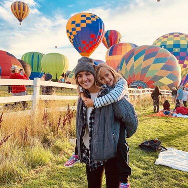 Did you know The Great Reno Balloon Race is the world's largest free hot air ballooning event? With upwards of 100 balloons and an average of 120,000 fans attending the event each year, GRBR is known as a world-renown, and locally, a beloved community tradition. 🎈 #RenoBalloonRace  Photo Credit: michele_whan