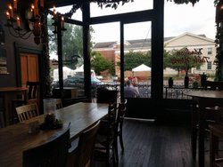 Rembrandts Gallery Wine Bar Come Enjoy A Nice Evening Outside On Our Patio And Watch The Festivities Of Old Court