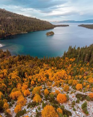 This past fall season was one for the books. Did you get any good photos? Share them with us using #EdgewoodTahoe for a chance to be featured.  📷  cyarmstrong