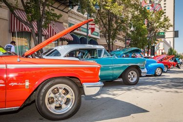 Spring Fever Revival Classic Car Poker Run is this weekend, are you ready? 😁 There's still time to register your car! Don't miss out on this beautiful Saturday cruise and fun poker run.  View the itinerary and register on our website. #SpringFeverRevival