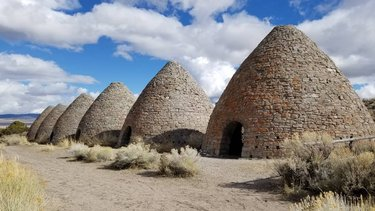 Make sure to check out the Ward Charcoal Ovens when you are in Ely!  Photo by ericmencis  #landscapephotography #landscape #landscape_love #american #americanwest #west #thewest #wow #mountainlife #bestinthewest #abandoned_world #abandoned #abandoned_junkies #abandonedplaces #abandonedamerica #abandoned_addiction #statepark #travelphotography #trains_worldwide #train_nerds #landscapephotograph