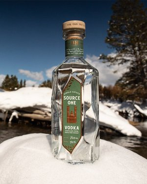 Do yourself a favor and serve your vodka cold. Very cold.  . Did you know that chilling vodka adds texture and makes the spirit smoother? Chilled vodka also serves as a palate cleanser...that's why vodka-drinking countries tend to serve vodka with food. Make sure you treat both our classic and sherry rested vodkas right, and chill them before serving. Your mouth will literally thank us.