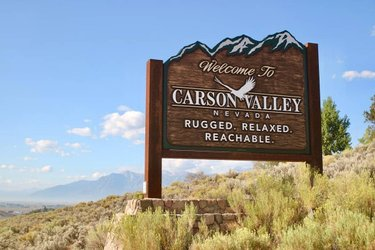 Welcome to Carson Valley!  #DiscoverDowntown #MainStreetGardnerville #SupportLocalBusiness #SmallTownUSA #Nevada #Gardnerville #MainStreetEvents #Minden #CarsonCity #Genoa #CarsonValleyChamber #CarsonValley #MainStreetUSA #HistoricTown #MainStreet