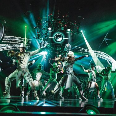 Your WOW moment has arrived. #MJONE #WelcomeToTheShow