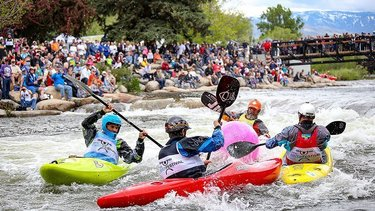 Come to the Reno River Festival this weekend, Saturday and Sunday in Wingfield Park! There will be music, river sports, food, beer & wine tasting, and craft vendors. #RenoSports #RenoRiverFestival #Reno #Sparks #RenoTahoe #RenoEvents #RenoTahoeEvents #NorthernNevada #Nevada