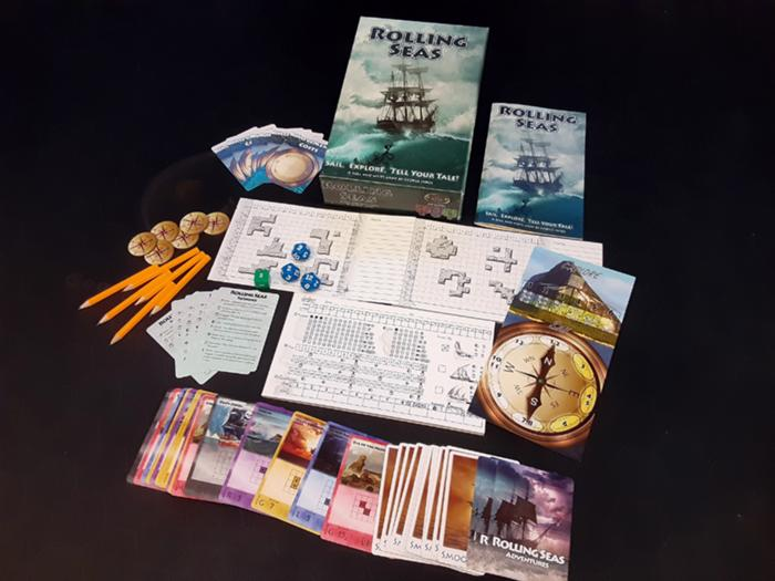 Rolling Seas Components