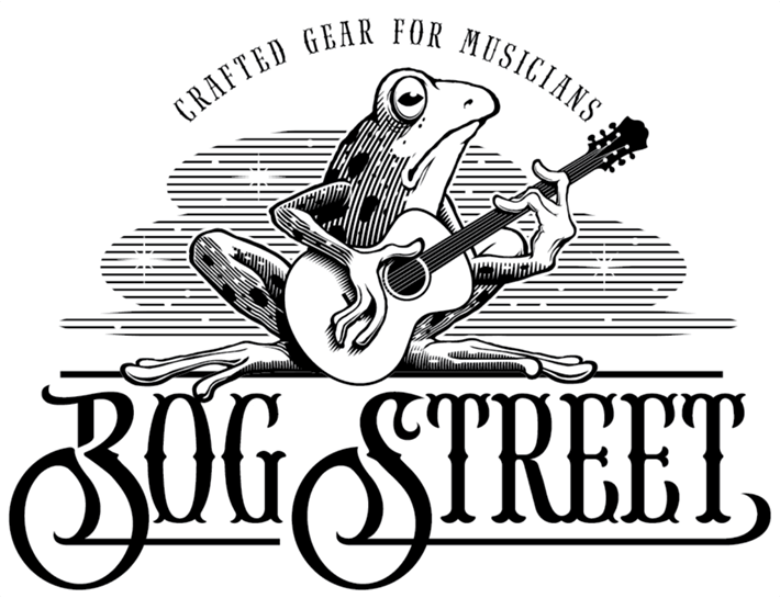 crowdspring case study - Bog Street logo design - imagining  a 1920's theme