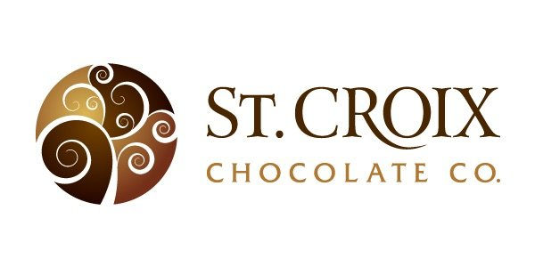 St. Croix Chocolate Co. logo