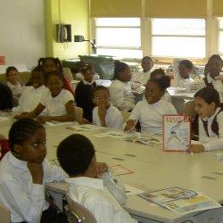 crowdspring Give Back program Magazine Literacy