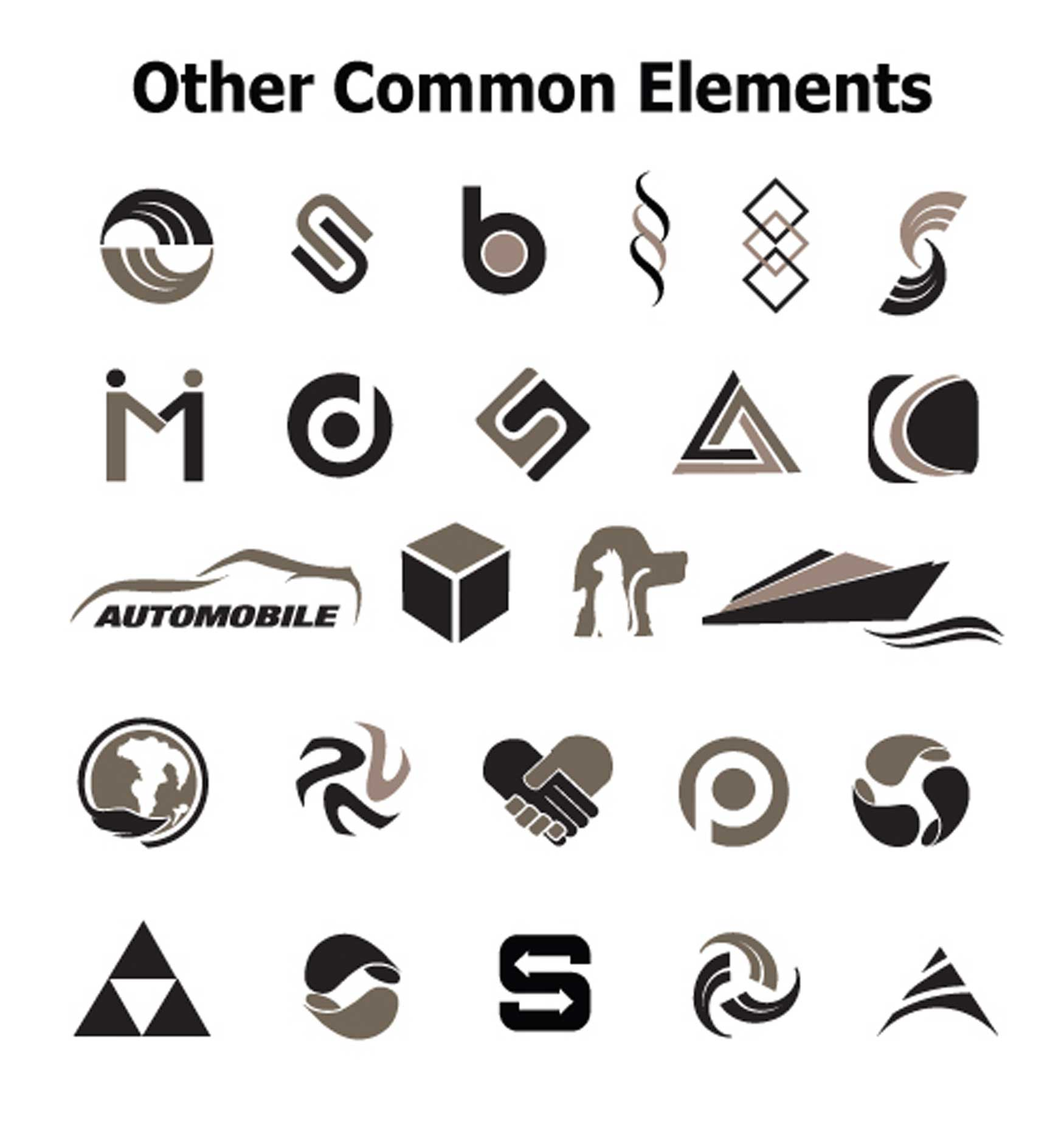 other common overused logo concepts to avoid
