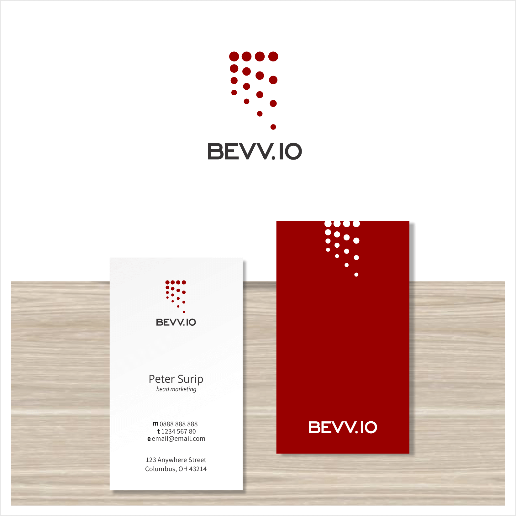 Logo And Business Card Design Crowdspring
