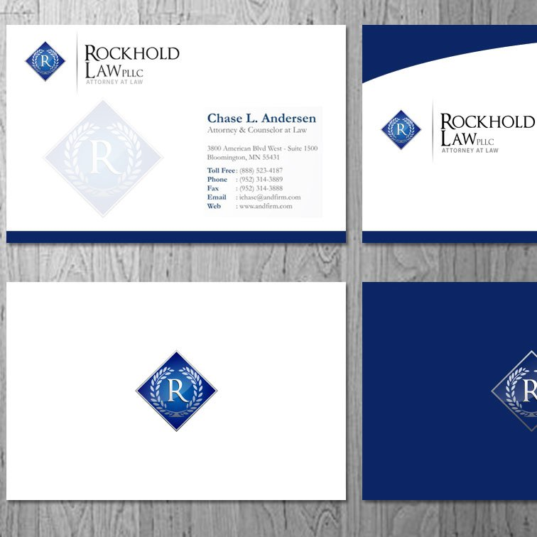 Logo and Business Card Design | crowdspring