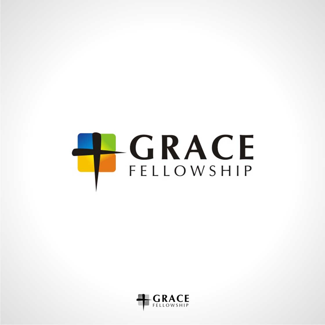 crowdspring church logo design by niteshthapa