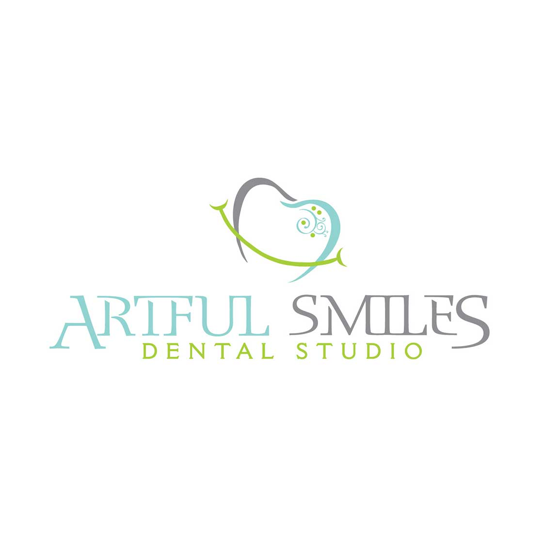 crowdspring dental llogo design by melody