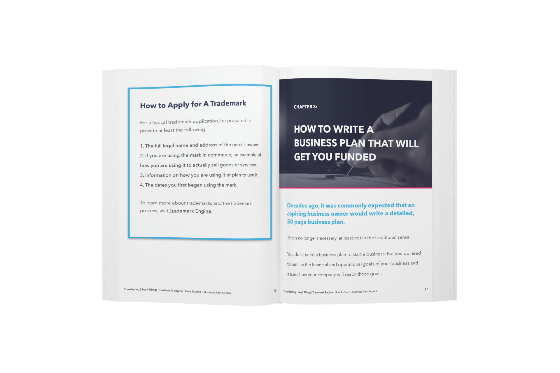 crowdspring how to start a business ebook