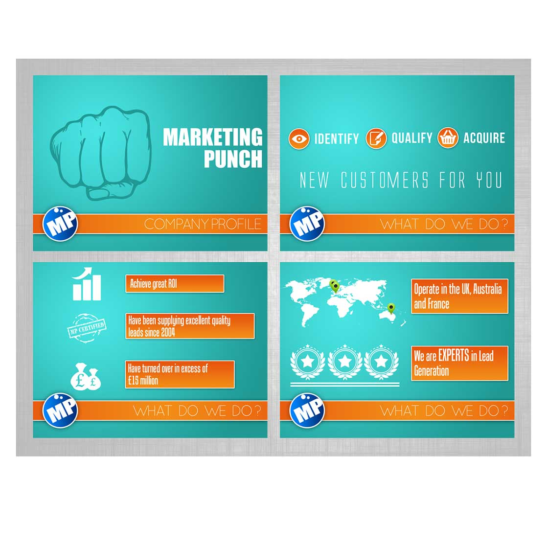 crowdspring presentation design by Purpletouch
