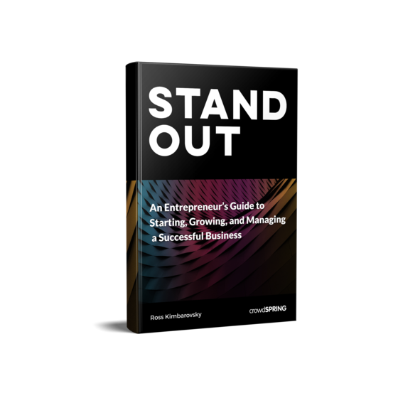 crowdspring free ebook Stand Out: An Entrepreneur's Guide to Starting, Growing, and Managing a Successful Business