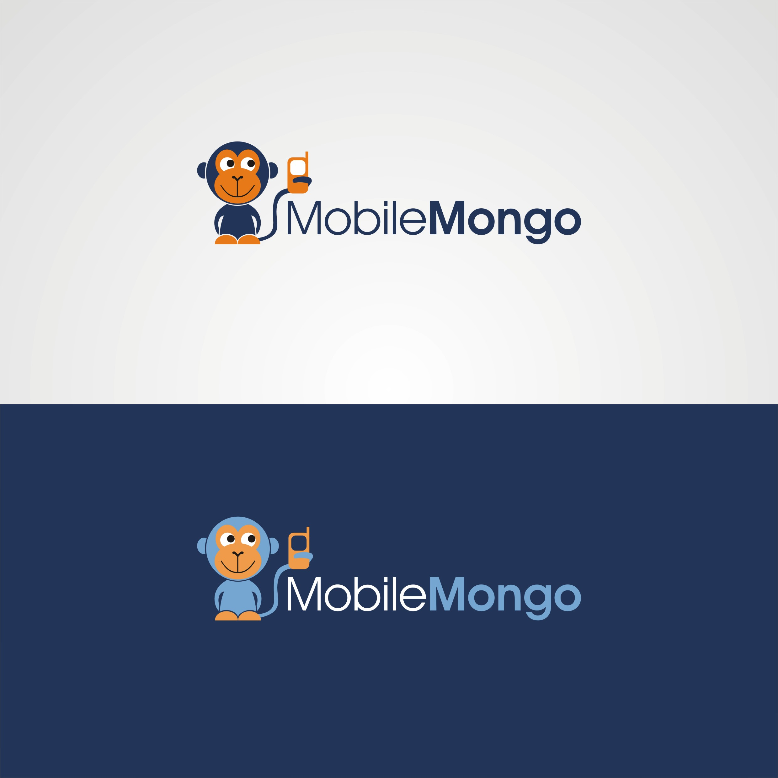 Mobile Mongo Logo Design a Logo & Identity project by MobileMongo