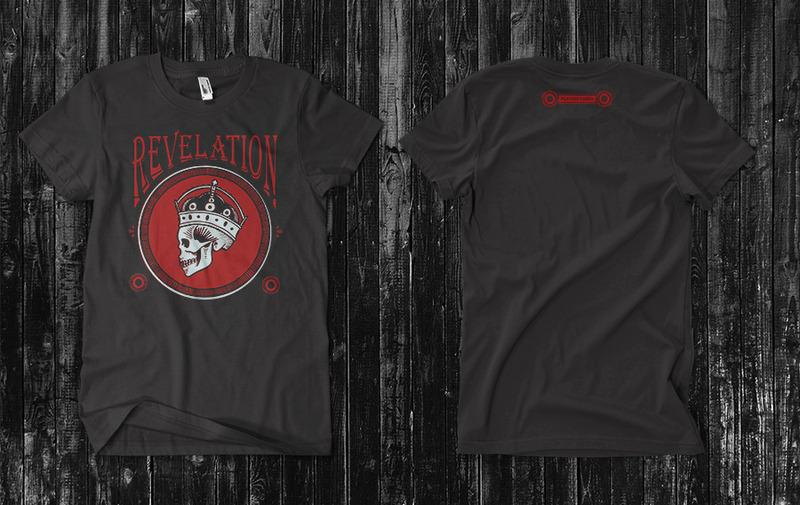 Revelation Deck: T-Shirt