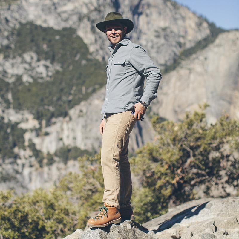 Granite Yosemite Shirt - alternate view