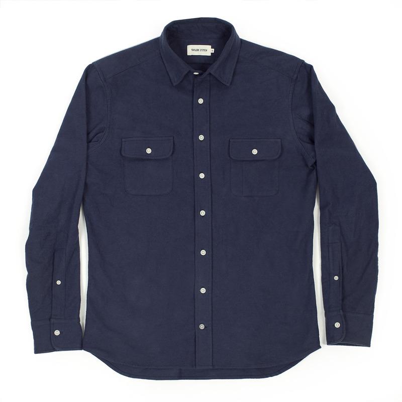 Dusty Blue Yosemite Shirt - featured image
