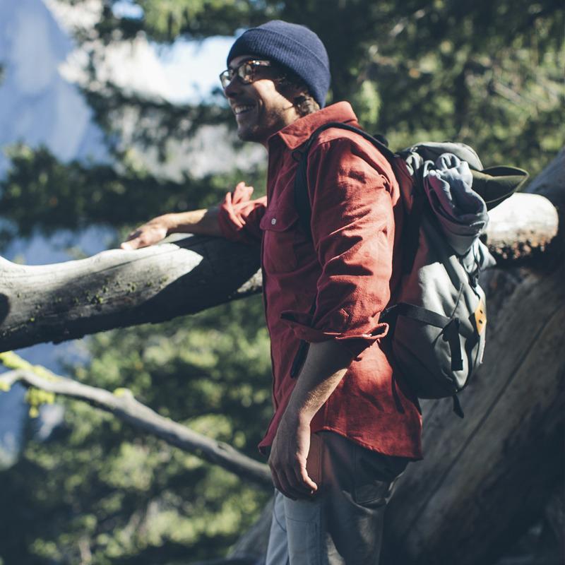 Rust Yosemite Shirt - alternate view