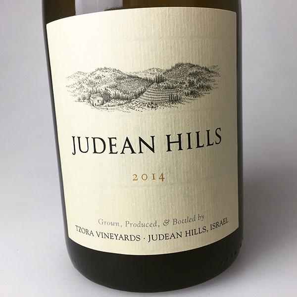 2014 Tzora Vineyards Judean Hills Blanc 750 ml