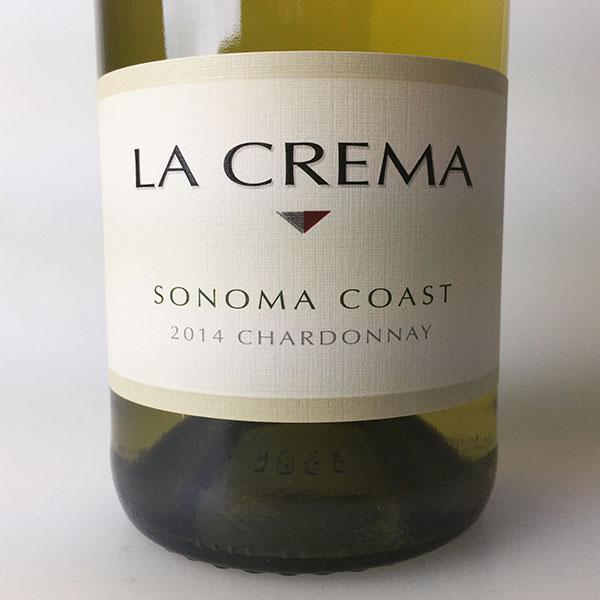2014 La Crema Chardonnay 750 ml