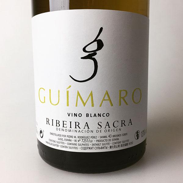 2014 Guimaro Godello 750 ml