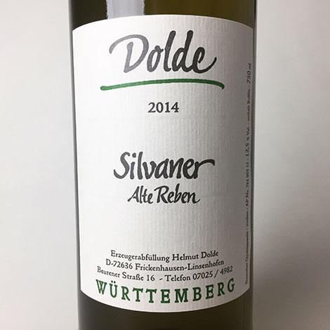 2014 Dolde Silvaner Alte Reben 750 ml