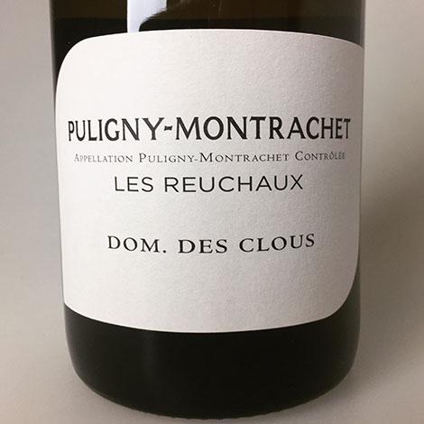 2014 Domaine des Clous Puligny Montrachet 750 ml