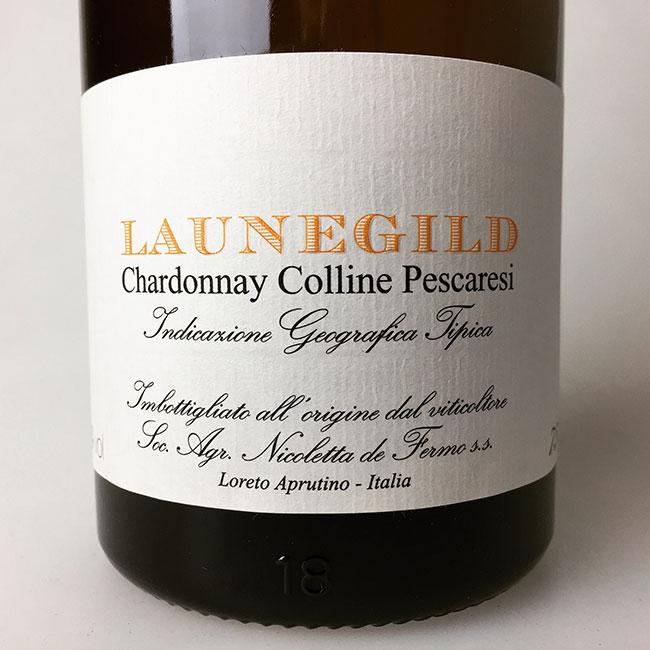 2014 De Fermo Launegild Chardonnay Colline Pescaresi 750 ml